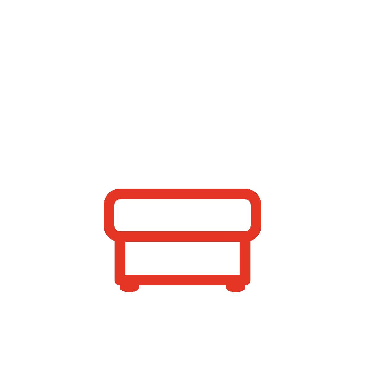 Pufai ir foteliai