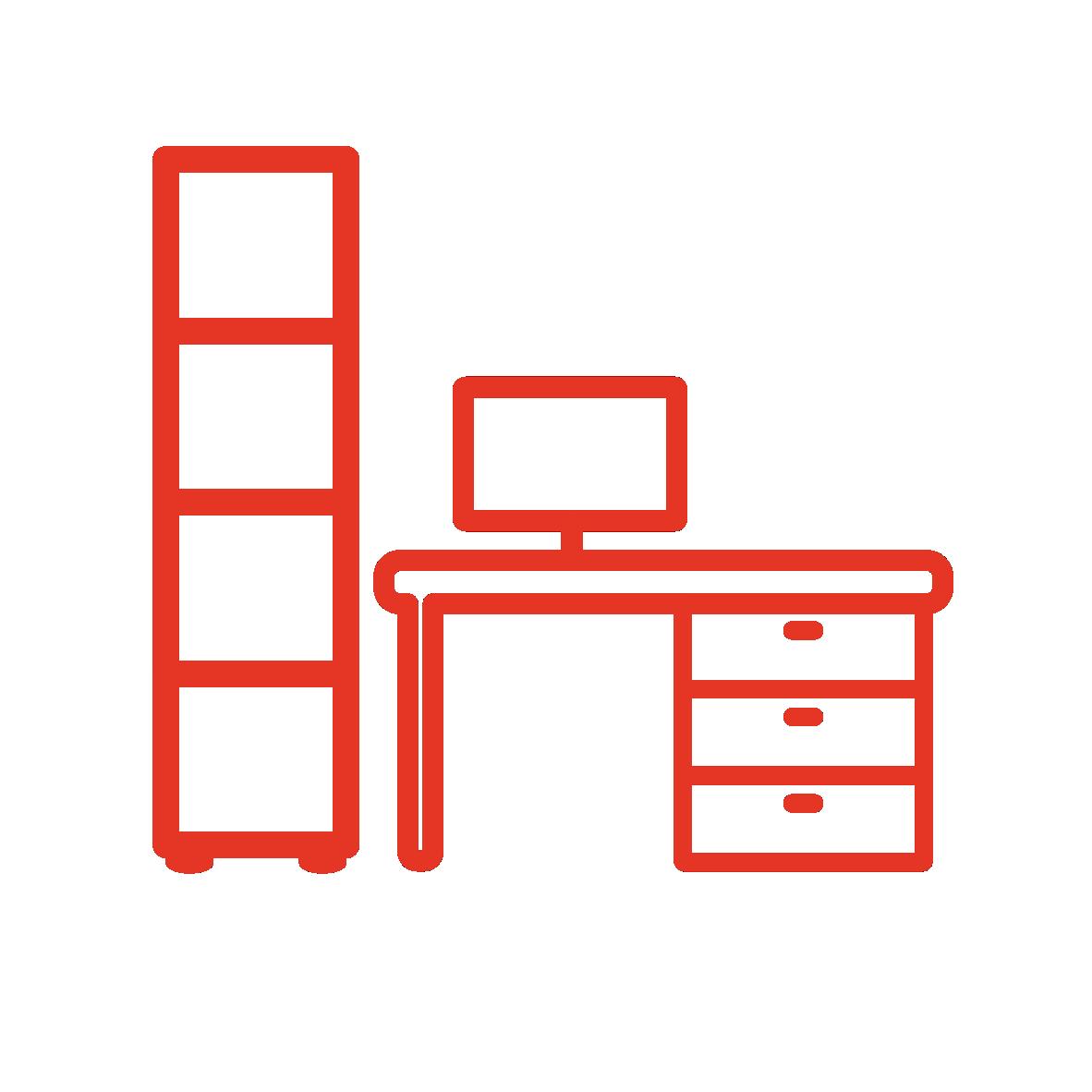 Biuro baldų sistemos