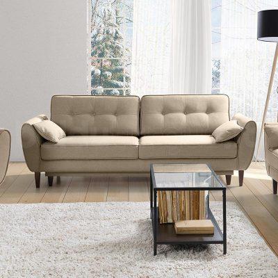 CANDY 3V sofa lova BERGAMO-24