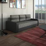 NEVADA sofa lova su miegama funkcija ir patalynes deze lawa 05 + soft 20