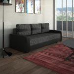NEVADA sofa lova su miegama funkcija ir patalynes deze lawa 17 + soft 11